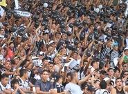 Venda de ingressos para Ceará x CRB será nas Lojas e no Castelão