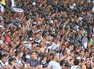 Continua a venda de ingressos para Ceará x Treze/PB
