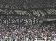 Continua a venda de ingressos para Ceará x Santa Cruz