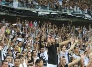 A partir de R$ 20,00, venda de ingressos para Ceará x Bragantino começa amanhã