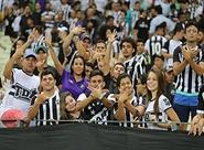 Venda antecipada de ingressos Ceará x Bragantino