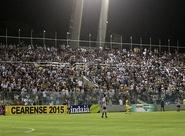Venda de ingressos para Ceará x Quixadá será nas lojas e no PV