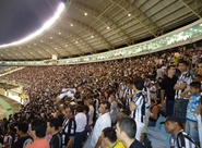 Vozão espera contar com apoio do torcedor diante do Atlético/MG