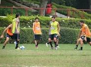 Ceará treina em São Paulo