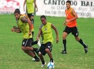 Alvinegro finaliza treinos para o amistoso