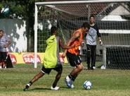 Ceará treina no CT Rei Pelé