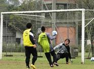 Atletas treinaram em Porto Alegre antes do embarque