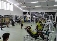 Alvinegros fazem treino de recuperação na academia do Botafogo