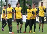 PSV chegou à capital cearense e já treinou
