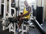Elenco alvinegro se reapresentou e participou de treinos físicos