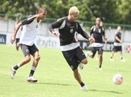 Ceará encerrou os preparativos para a semifinal de amanhã