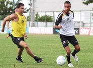 Grupo do Ceará participou de treino técnico nesta manhã