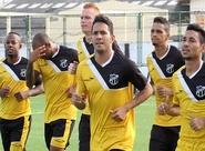 Pensando no Guarani (J), grupo do Ceará voltou a treinar