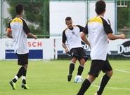 Sérgio Soares comandou treino tático e encerrou a preparação para a Semi