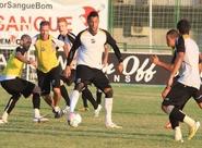Ceará encerrou a preparação para enfrentar o Bragantino