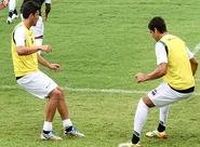 Ceará finalizou preparação para compromisso diante do Vitória