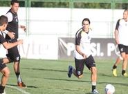 Ceará encerrou a preparação para o jogo contra o Figueirense