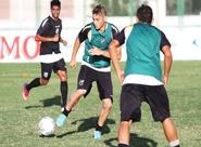 Pensando no Sport, elenco do Ceará se reapresentou