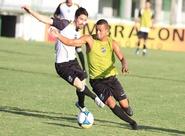 Treino coletivo finalizou a preparação do Ceará para a Semifinal