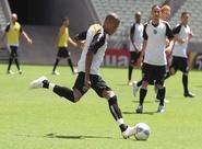 Ceará encerrou a preparação para o jogo contra o Paraná