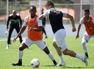 Marcelo Cabo concluiu os treinamentos na capital cearense