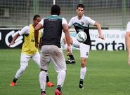 Copa do BR: grupo finalizou preparação para encarar o Confiança