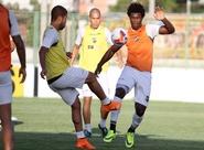 Alvinegros finalizaram os trabalhos de preparação para encarar o Bahia