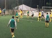 No RJ, grupo encerrou a preparação para jogo de amanhã