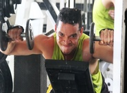 Antes de viajar, elenco do Vovô realizou treinos físicos