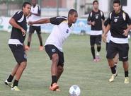 Alvinegros se reapresentaram nesta tarde, em Porangabuçu