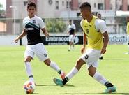 Grupo alvinegro finalizou preparação para enfrentar o São Paulo
