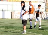 Geninho finalizou os preparativos para encarar o Botafogo