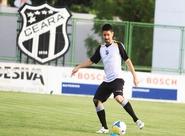 Sérgio Soares comandou treino coletivo nesta tarde