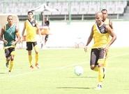 Antes de partir para São Paulo/SP, grupo realizou último treino