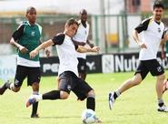 Ceará iniciou a preparação para o jogo contra o Paraná