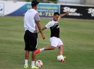 Alvinegros concluíram preparação para encarar o Boa Esporte