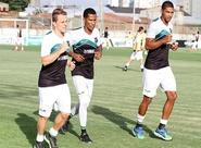Ceará se reapresentou e iniciou preparação para jogo contra o Guarani (J)