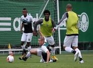 Em São Paulo/SP, time finalizou preparação para encarar o Oeste