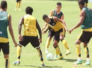 Ceará faz último treino, antes de encarar o Santa Cruz/PE