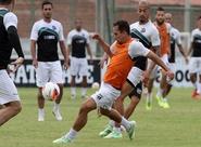 Ceará encerrou preparativos e está concentrado para encarar o Oeste