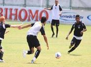 Alvinegros encerraram a preparação para jogo fora de casa