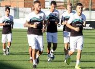 Grupo do Ceará voltou aos trabalhos neste domingo