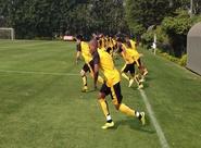 Elenco do Vovô encerrou os preparativos para encarar o Botafogo