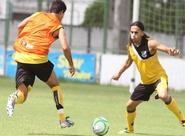 Ceará iniciou preparação para jogo do fim de semana