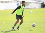 Ceará realiza último treino antes de viagem para Curitiba/PR