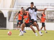 Com adversário definido, Vovô segue com a preparação para estreia no Estadual