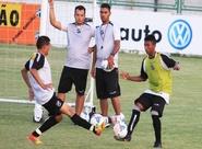 Alvinegros começaram os preparativos para a Final do Nordestão