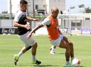 Ceará finalizou preparação para enfrentar o Paysandu
