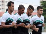 Na tarde desta quinta-feira, Ceará retornou aos trabalhos em CAP