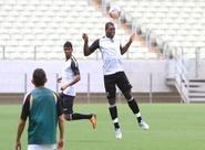 Na Arena Castelão, Sérgio Soares comandou novo treino tático